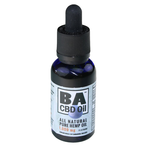1000mg cbd oil hemp tincture